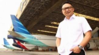 Dirut Garuda Indonesia