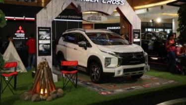 Xpander Cross di Mitsubishi Auto Show Summarecon Serpong