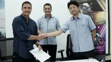 Hamis Daud Perpanjang Kontrak dengan Suzuki