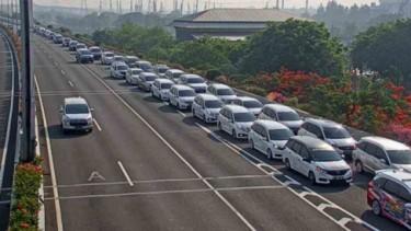 Seribu Unit Honda Mobilio akan Uji Emisi
