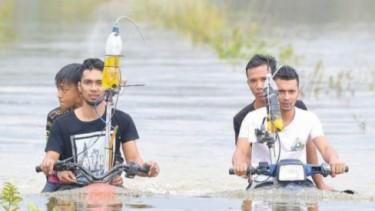 Motor Amfibi di Malaysia