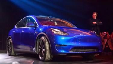 Tesla Model Y bakal mengaspal Desember 2020 di RI