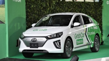 Hyundai Ioniq Grab Indonesia