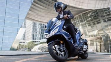 PCX 150 versi China resmi meluncur.