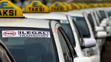 Ilustrasi untuk Artikel Taksi Terbang