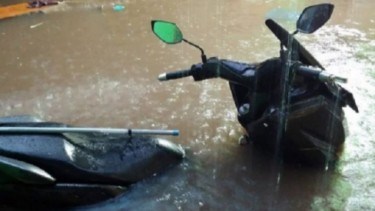 Yamaha NMAX Banjir