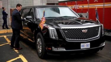 Mobil Dinas Donald Trump