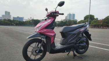 All New Honda BeAT