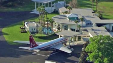 Rumah John Travolta
