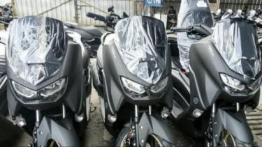 Yamaha NMAX versi 2020.