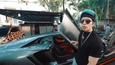 Atta Halilintar dapat endorse KW, Lamborghini Aventador