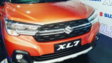 Eksterior Suzuki XL7 di Indonesia