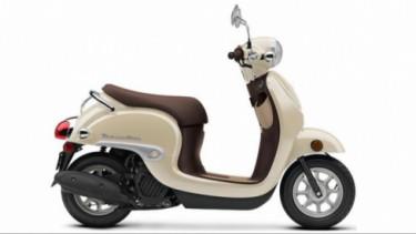 Skutik Honda New Metropolitan.