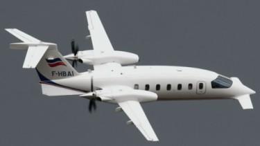 Pesawat Avanti Buatan Piaggio