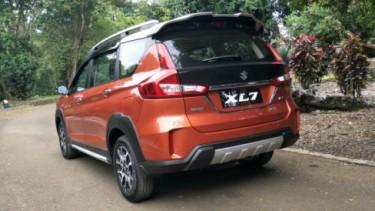 Eksterior Suzuki XL7