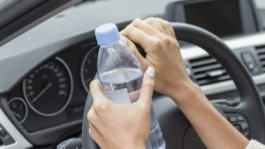 Air di Dalam Mobil