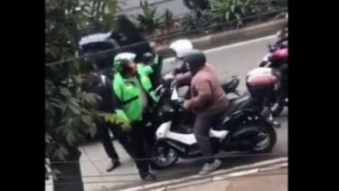 Polisi Nyamar jadi Ojol