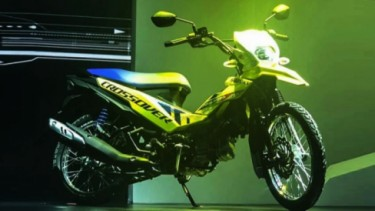 Suzuki Satria Crossover