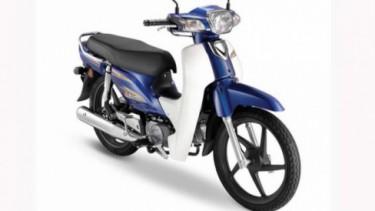 Honda Astrea terbaru alias EX5.
