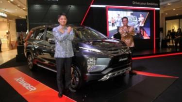 Mitsubishi New Xpander edisi 2020