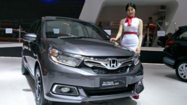 Honda Mobilio di IIMS