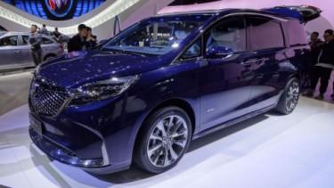 Buick GL8 2020