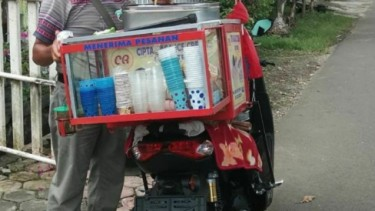 All New NMAX dagang eskrim