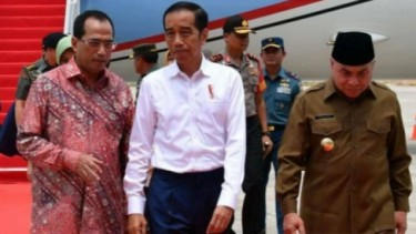Jokowi dan Menhub
