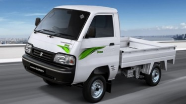 Suzuki Super Carry CNG