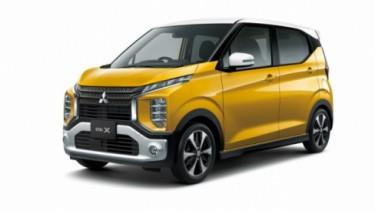 Mitsubishi eK X atau eK Cross