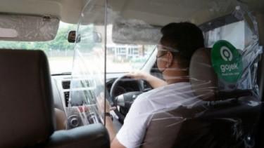 Gojek alat pelindung untuk driver Gocar