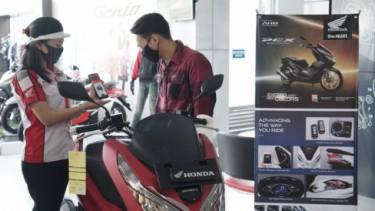 Promo motor Honda PCX