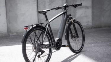 Sepeda listrik Triumph