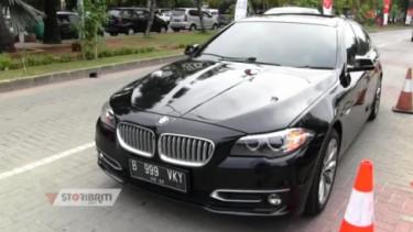 BMW 520i miliik Vicky Prasetyo