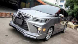 Kijang Innova bergaya Lexus