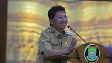 Wakil Wali Kota Tangerang Sachrudin