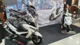 Kymco X-Town 250i dan Kymco GP 125
