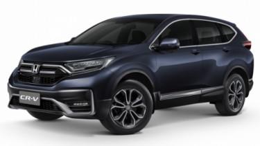 New Honda CR-V meluncur di Bangkok Motor Show 2020