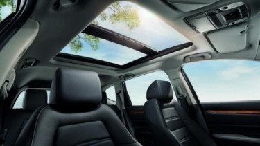 Interior New Honda CR-V