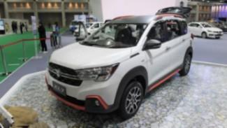 Suzuki XL7 di Bangkok Motor Show 2020