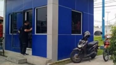 Polisi Pakai Plat Nomor Bodong