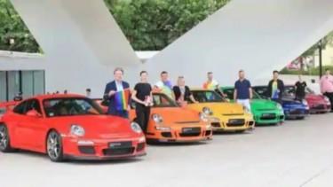 Porsche Dukung Kaum Gay
