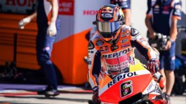 Stefan Bradl pembalap Repsol Honda