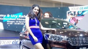 Ilustrasi promo mobil Suzuki