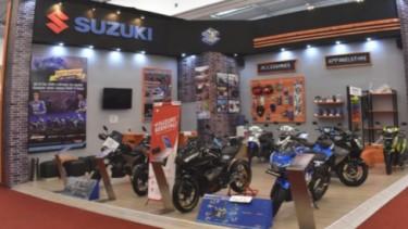 Booth Suzuki di Pameran
