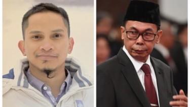 Wakil Ketua Umum KPK dan Putra Amien Rais