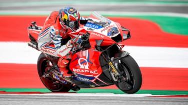 Pembalap Pramac Ducati, Jack Miller
