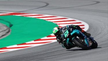 Pembalap Petronas Yamaha, Franco Morbidelli
