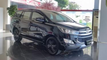 Toyota Kijang Innova TRD 2.4 Limited Edition