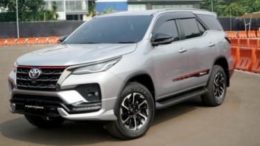 Toyota Fortuner Baru